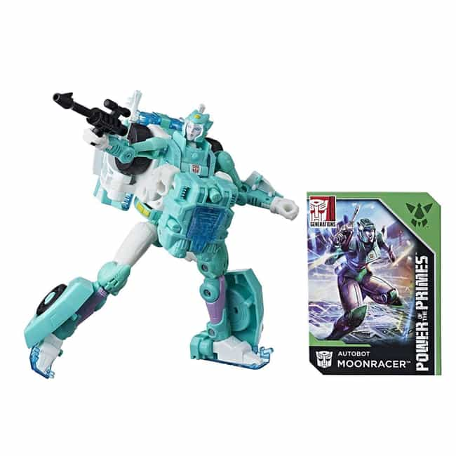 Transformers Generations Power... is listed (or ranked) 3 on the list The 15 Best 'Power of the Primes' Toys, Ranked