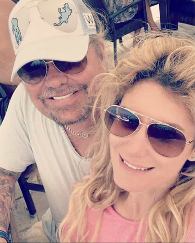 Rain Andreani is listed (or ranked) 1 on the list Every Woman Vince Neil Has Dated