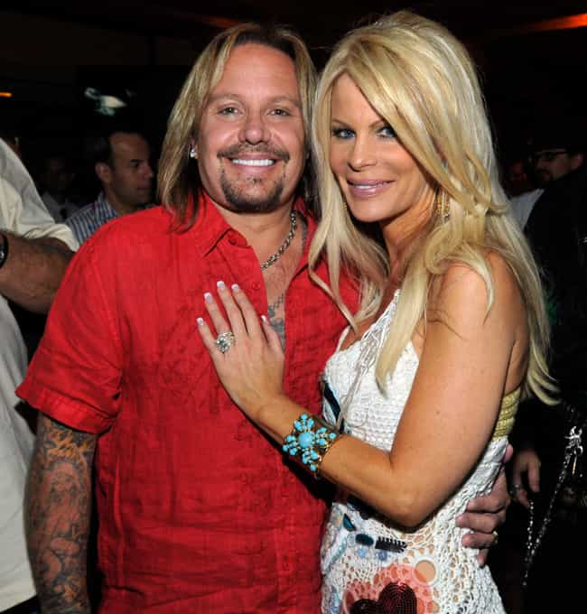 Lia Gerardini is listed (or ranked) 3 on the list Every Woman Vince Neil Has Dated