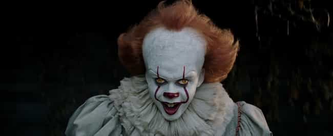 Pennywise The Dancing Clown is listed (or ranked) 2 on the list Everything That IT (The Monster) Turns Into In 'IT'