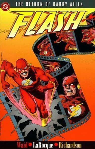 The Flash: The Return of Barry is listed (or ranked) 1 on the list The Best The Flash Storylines in Comics
