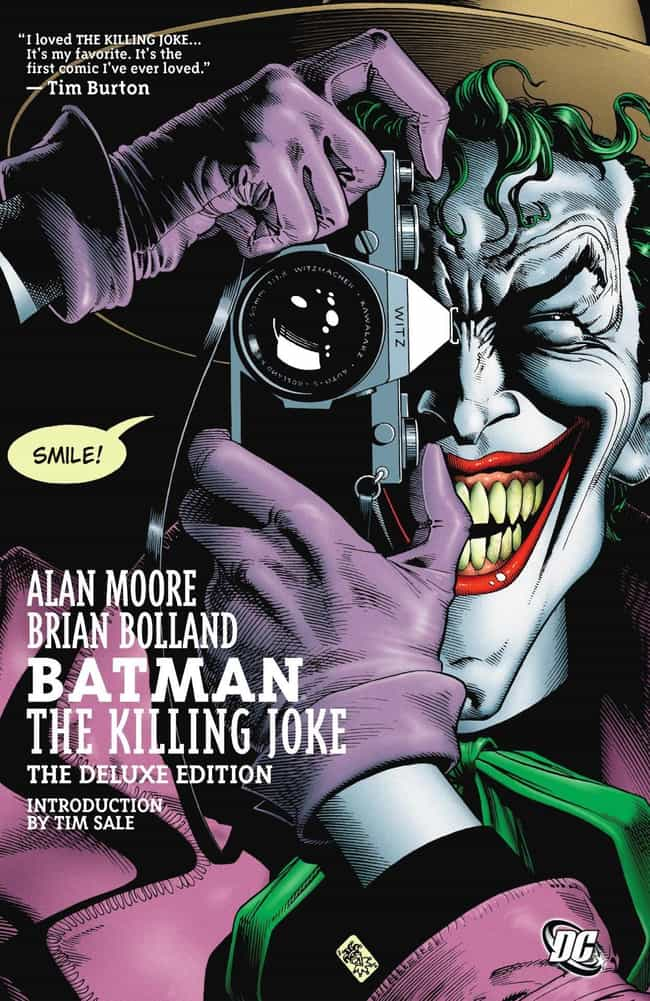 Batman: The Killing Joke... is listed (or ranked) 1 on the list The Best Joker Storylines In Comic History