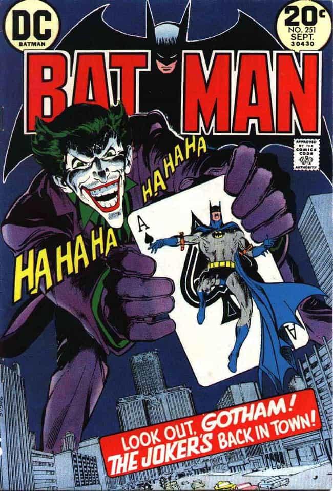 Joker's Five-Way Revenge is listed (or ranked) 2 on the list The Best Joker Storylines in Comics