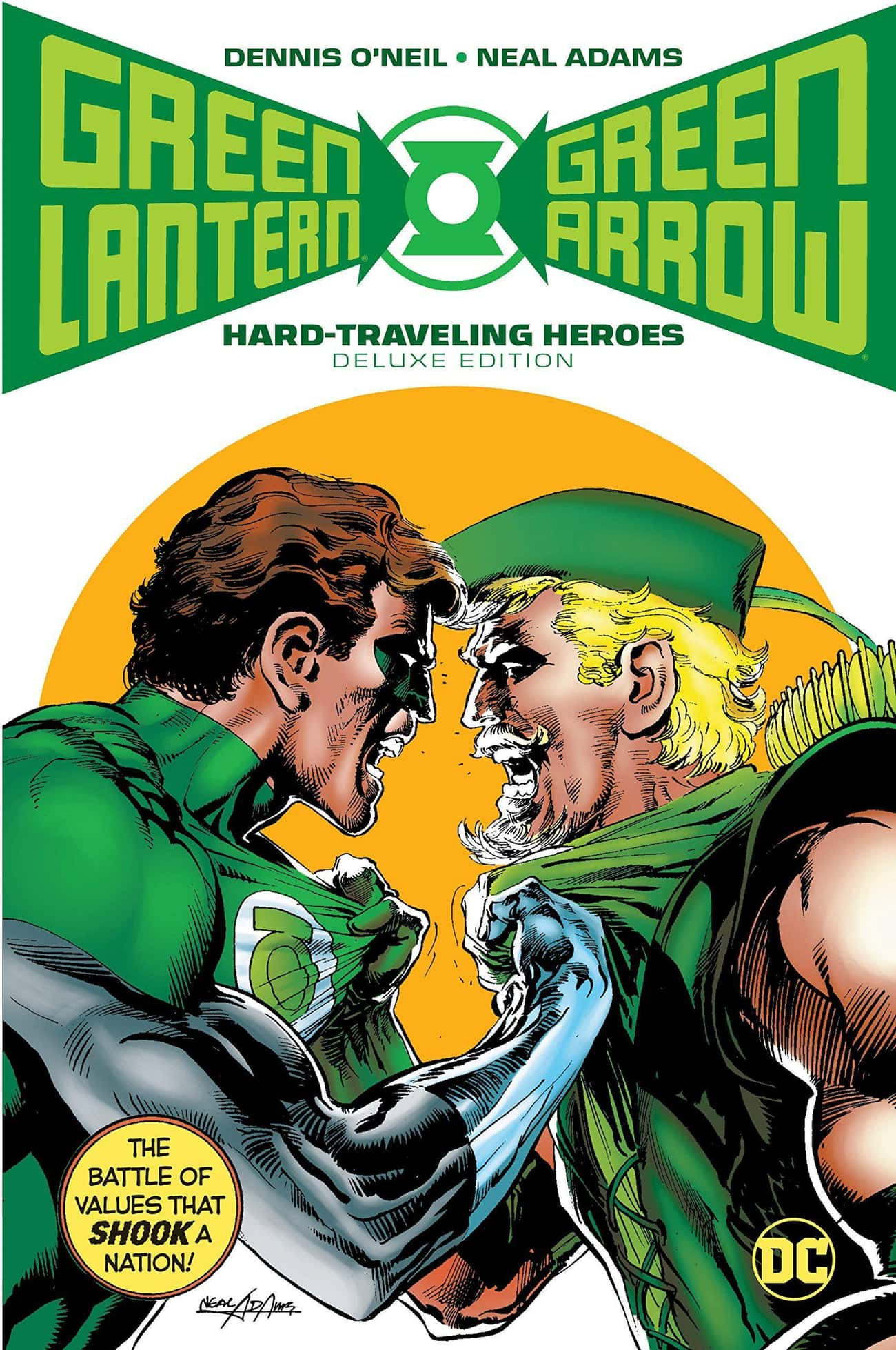 Hard Traveling Heroes is listed (or ranked) 3 on the list The Best Storylines That FeatureGreen Arrow