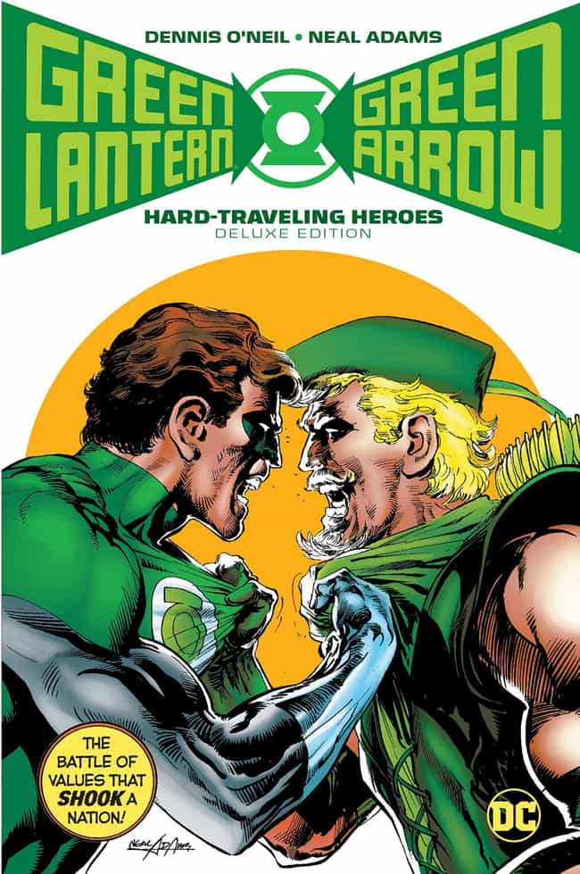 Hard Traveling Heroes is listed (or ranked) 3 on the list The Best Storylines That Feature Green Arrow