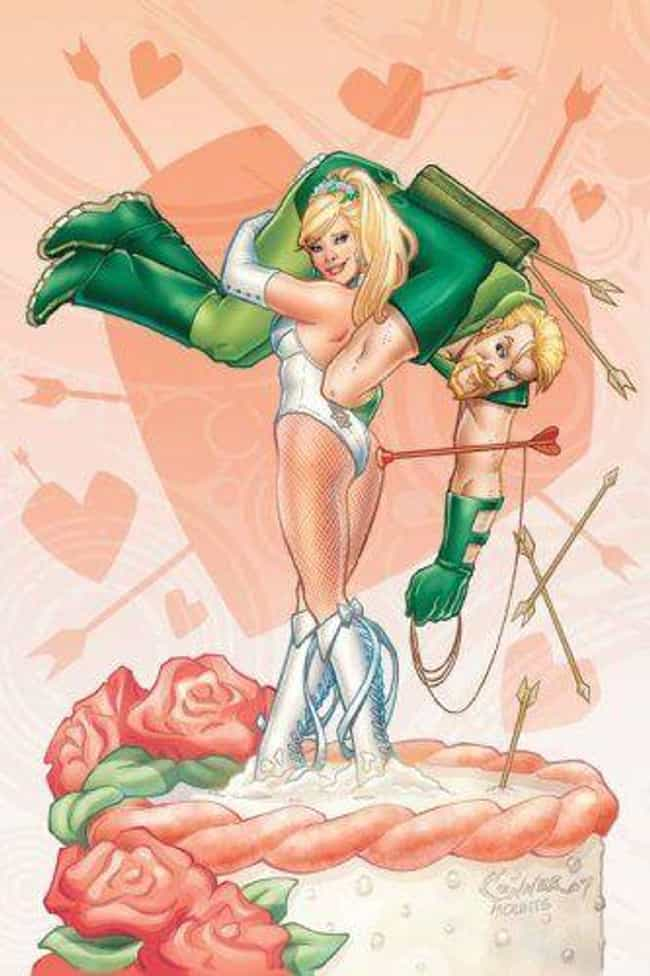 Green Arrow And Black Canary's... is listed (or ranked) 4 on the list The Best Green Arrow Storylines in Comics