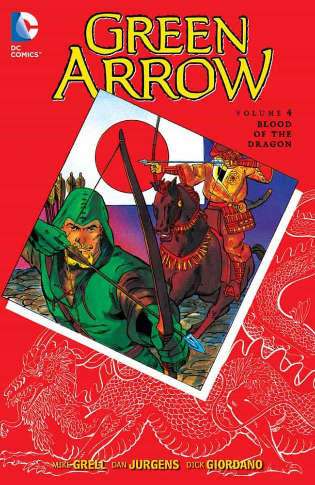 Blood of the Dragon is listed (or ranked) 4 on the list The Best Green Arrow Storylines in Comics