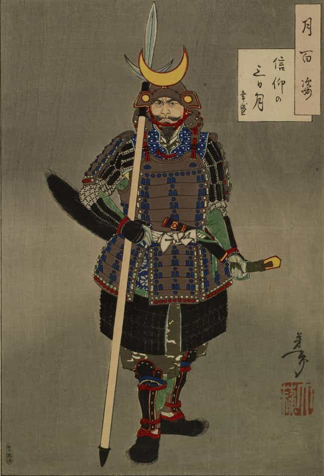 Samurai is listed (or ranked) 3 on the list Who Is The Toughest Of History's Elite 'Super Soldiers'?