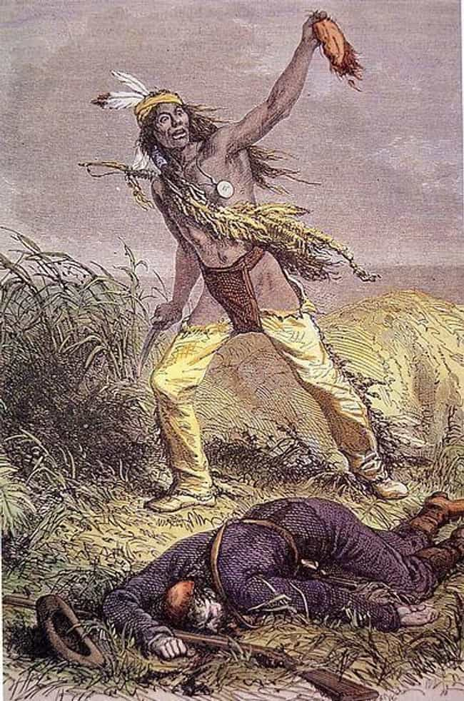 Apache Warrior is listed (or ranked) 4 on the list Who Is The Toughest Of History's Elite 'Super Soldiers'?