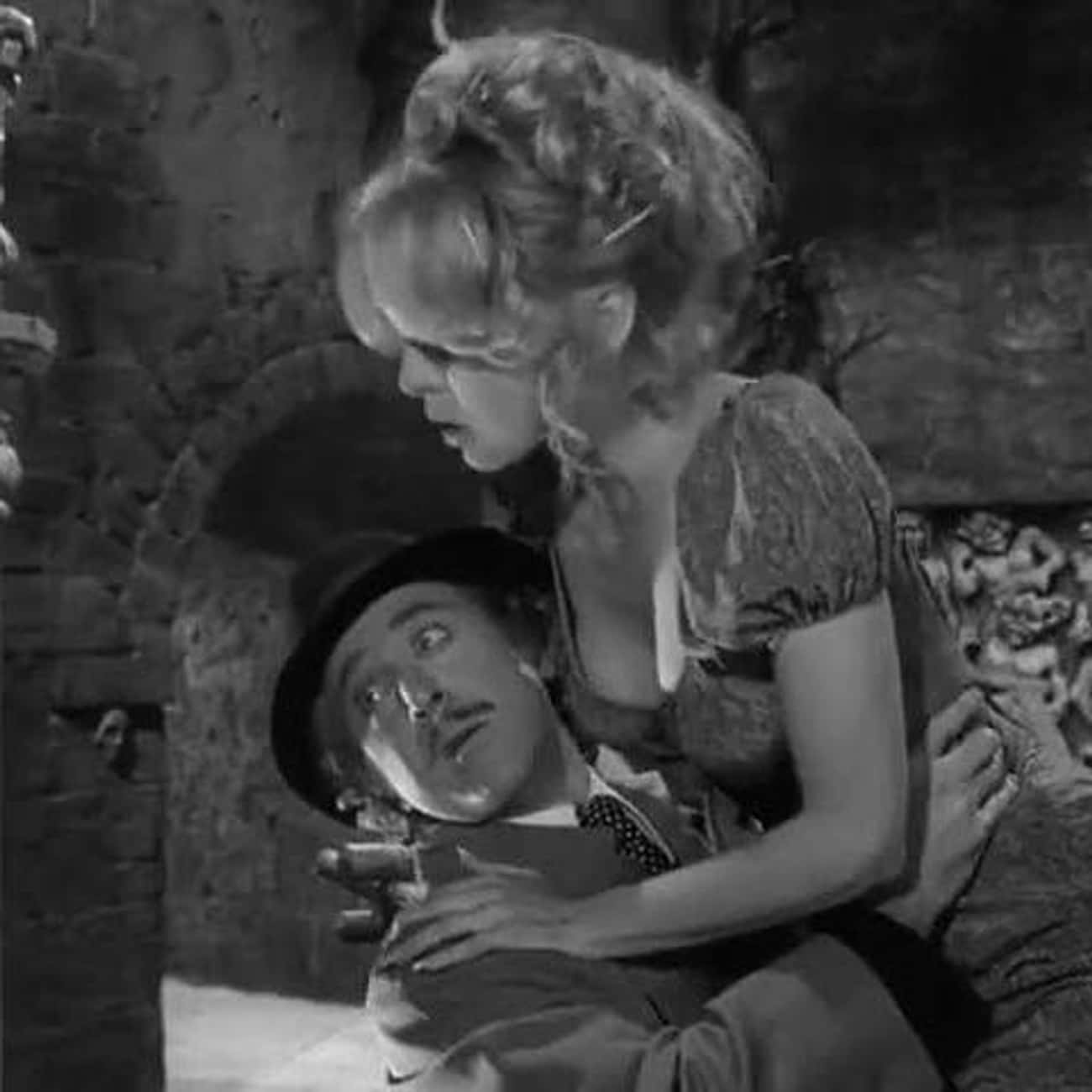 What Knockers is listed (or ranked) 3 on the list The Best 'Young Frankenstein' Quotes
