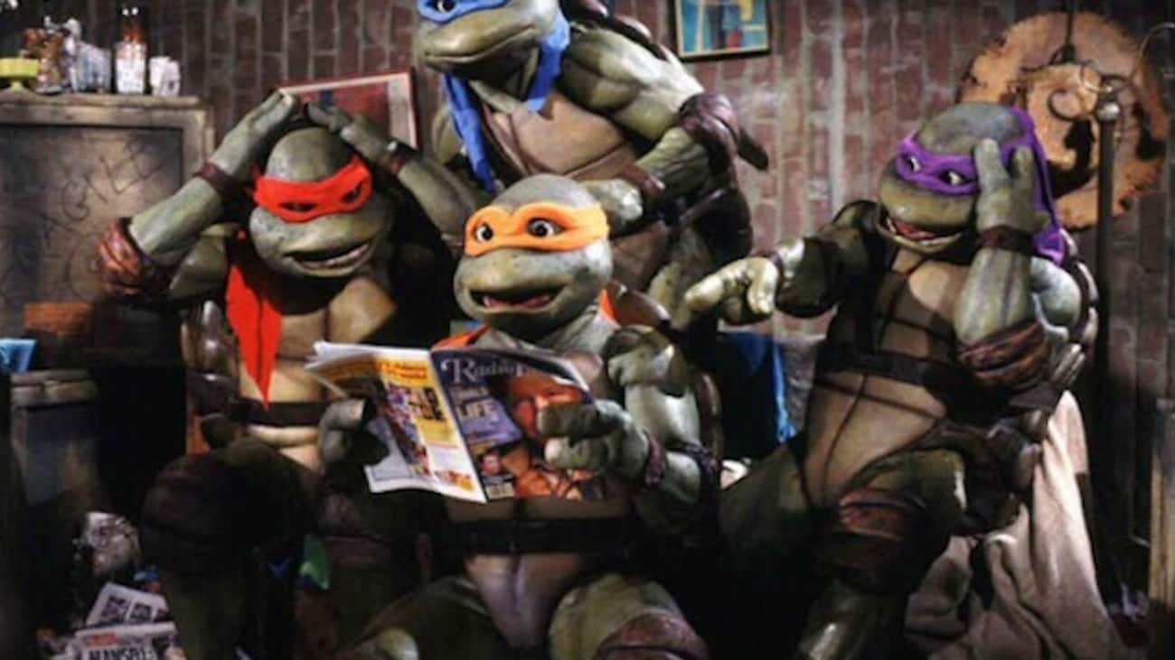 The Movie Was Hastily Rushed I is listed (or ranked) 1 on the list Behind-The-Scenes Stories Of How 'TMNT II: The Secret of the Ooze' Became A Cinematic Disaster