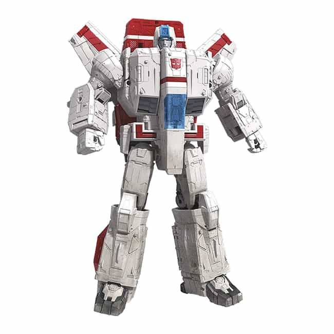 Transformers Generations War f... is listed (or ranked) 2 on the list Transform And Roll Out: The Best 'War for Cybertron: Siege' Figures