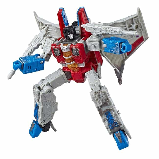 Transformers Generations War f... is listed (or ranked) 4 on the list The Best Transformers War for Cybertron: Siege Figures