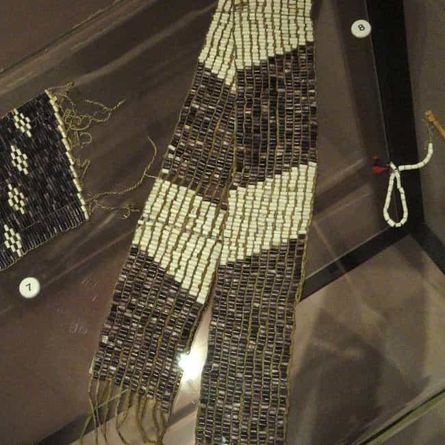 1643-1660: Wampums is listed (or ranked) 4 on the list All The Currency That Existed In The United States Before The USD