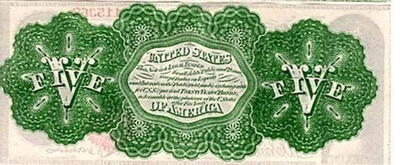1861: Demand Notes  is listed (or ranked) 4 on the list All The Currency That Existed In The United States Before The USD