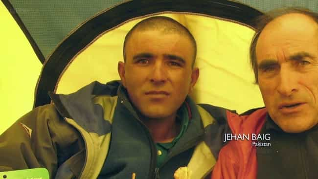 Jehan Baig Perished While Tryi... is listed (or ranked) 2 on the list The Tragic Details And Unsolved Mysteries Of The K2 Disaster