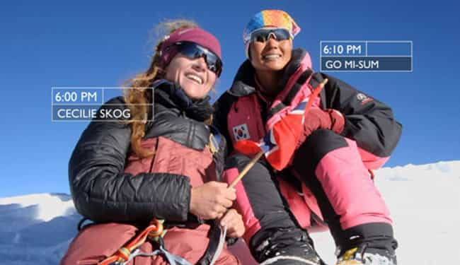 Three Korean Climbers Mysterio... is listed (or ranked) 3 on the list The Tragic Details And Unsolved Mysteries Of The K2 Disaster