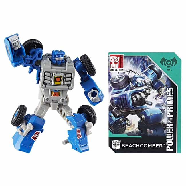 Transformers: Generations Powe... is listed (or ranked) 3 on the list The 15 Best 'Power of the Primes' Toys, Ranked