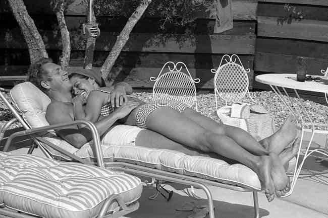 Steve McQueen And Neile ... is listed (or ranked) 1 on the list 20 Photos Of Old Hollywood Letting Its Hair Down At Its Secret Getaway