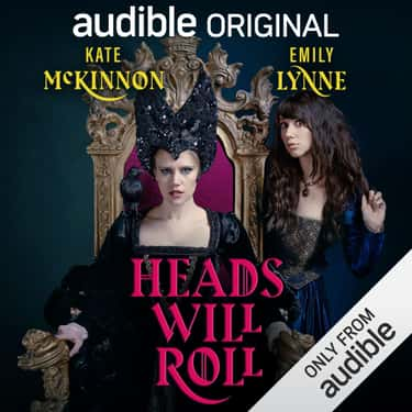Heads Will Roll is listed (or ranked) 1 on the list Audible's Best Original Dramas, Ranked