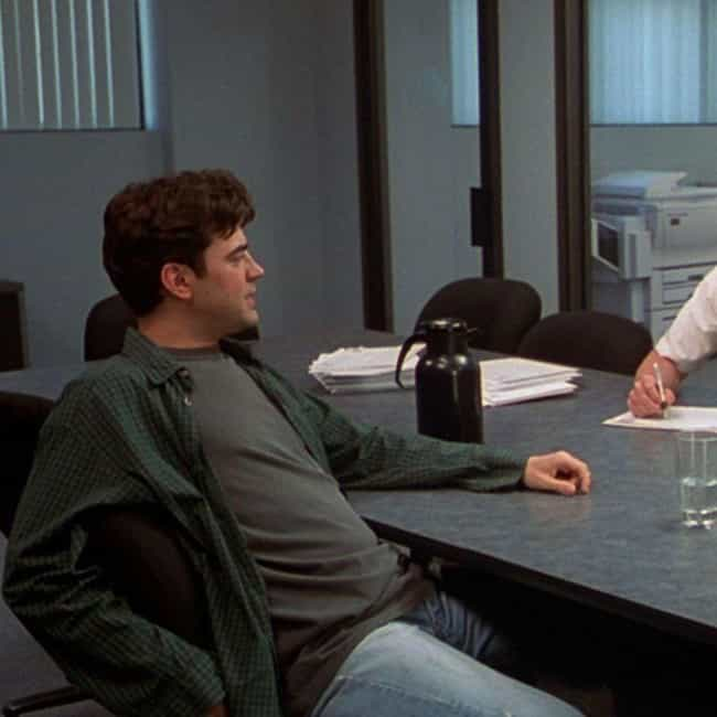 Eight, Bob is listed (or ranked) 4 on the list The Best 'Office Space' Quotes