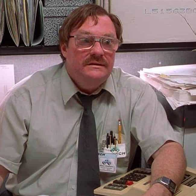 My Stapler is listed (or ranked) 4 on the list The Best 'Office Space' Quotes
