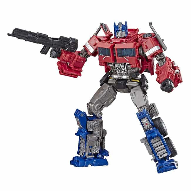 Transformers Toys Studio... is listed (or ranked) 2 on the list The Best 'Transformers: Studio Series' Toys, Ranked