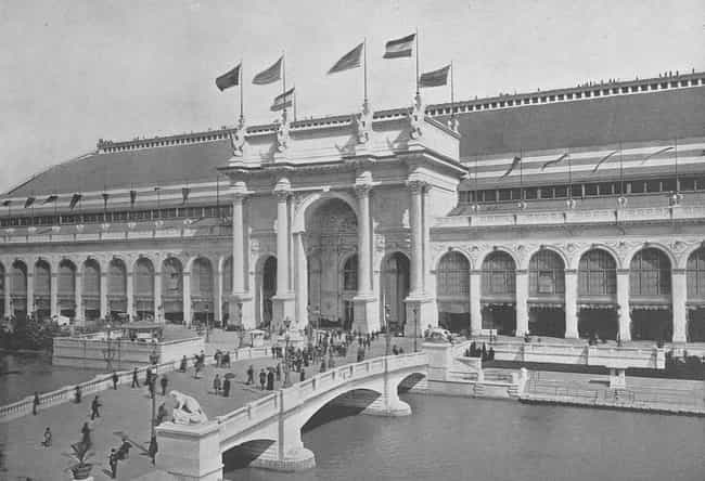 A Trip Back in Time to the 1893 World's Fair ... |Worlds Fair 1893