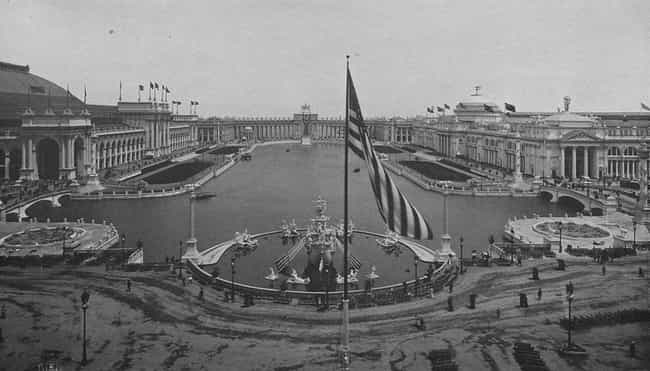The Court Of Honor is listed (or ranked) 4 on the list 25 Stunning Photographs From The 1893 Chicago World's Fair