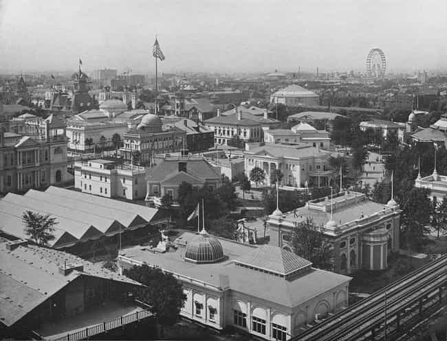 A Panorama Of The State Buildi... is listed (or ranked) 2 on the list 25 Stunning Photographs From The 1893 Chicago World's Fair