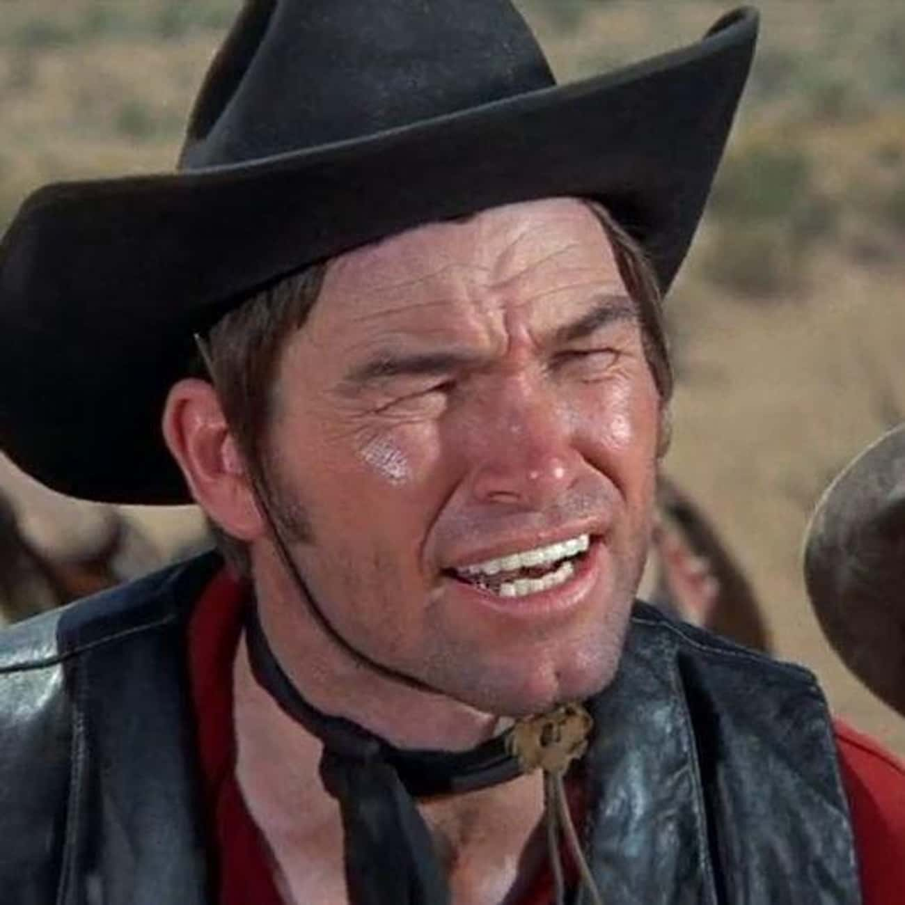 Grandmother Was Dutch is listed (or ranked) 4 on the list The Best 'Blazing Saddles' Quotes