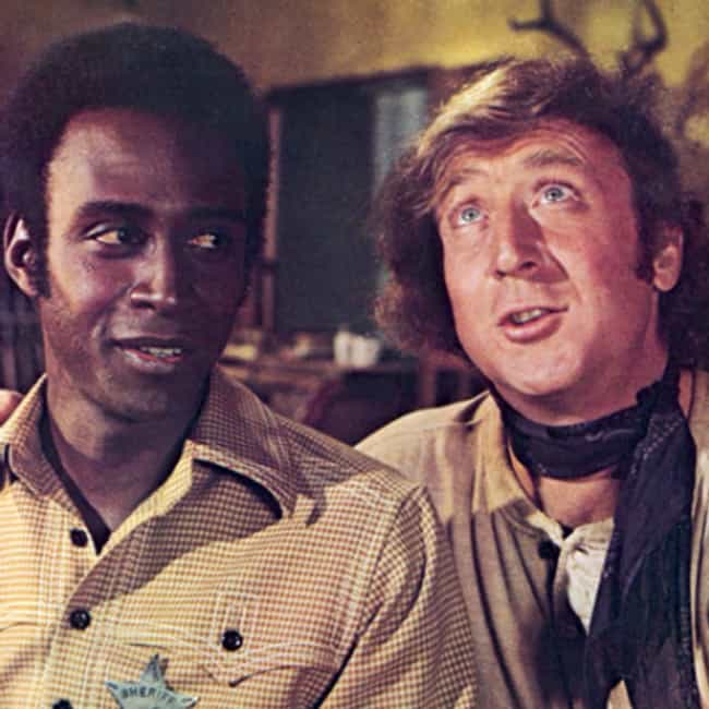Morons is listed (or ranked) 2 on the list The Best 'Blazing Saddles' Quotes