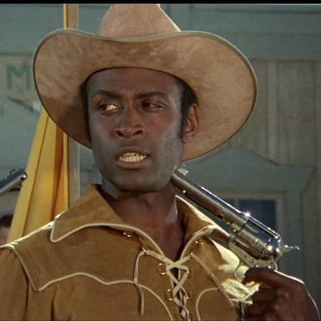 Sheriff Of Rock Ridge is listed (or ranked) 2 on the list The Best 'Blazing Saddles' Quotes