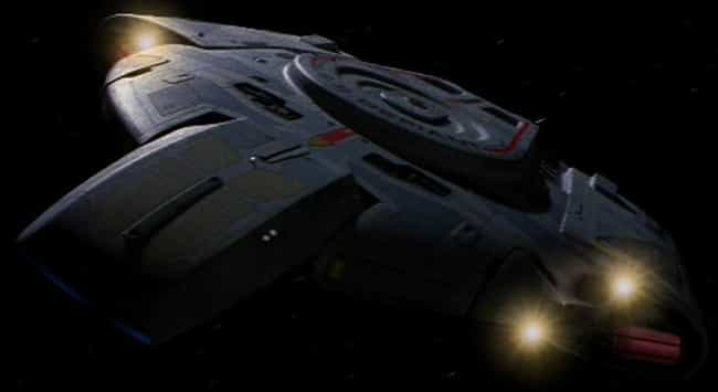 USS Defiant is listed (or ranked) 3 on the list The 19 Coolest Starships In The 'Star Trek' Universe