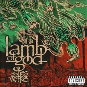 Lamb Of God - Laid To Rest is listed (or ranked) 21 on the list The Best Metal Songs About Death