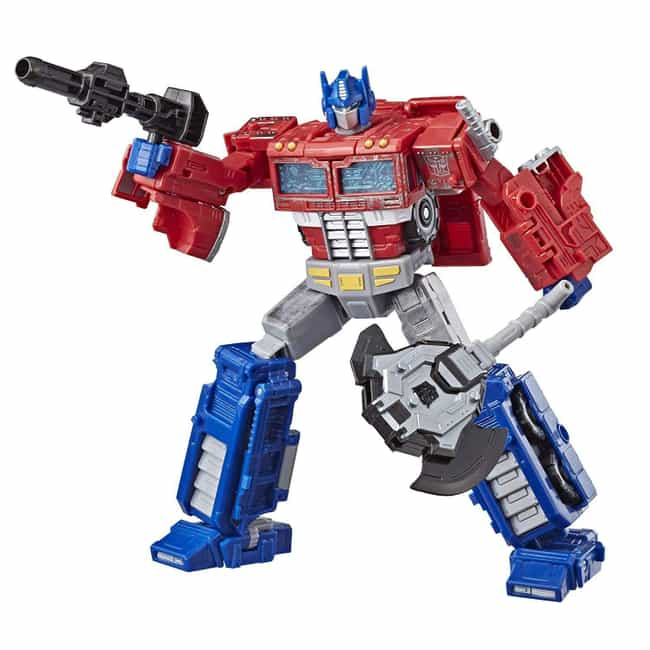 Transformers Generations War f... is listed (or ranked) 1 on the list The Best Transformers War for Cybertron: Siege Figures