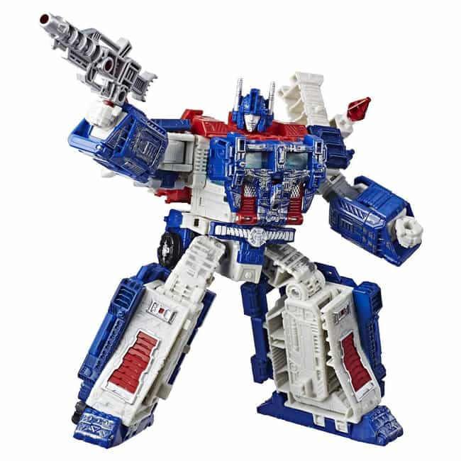 Transformers Generations War f... is listed (or ranked) 4 on the list Transform And Roll Out: The Best 'War for Cybertron: Siege' Figures