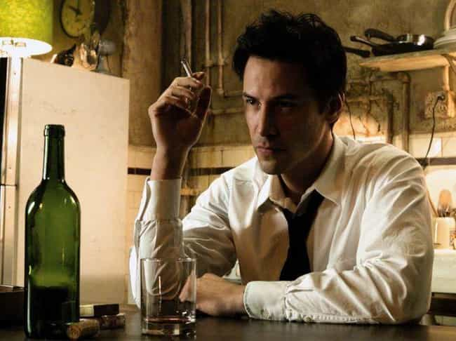 'Constantine' Is A Supernatura... is listed (or ranked) 4 on the list The Keanu Reeves 'Constantine' Is A Better Movie Than You Remember