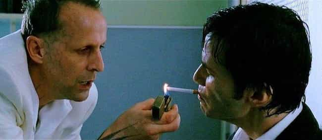 Peter Stormare Plays One Of Th... is listed (or ranked) 1 on the list The Keanu Reeves 'Constantine' Is A Better Movie Than You Remember