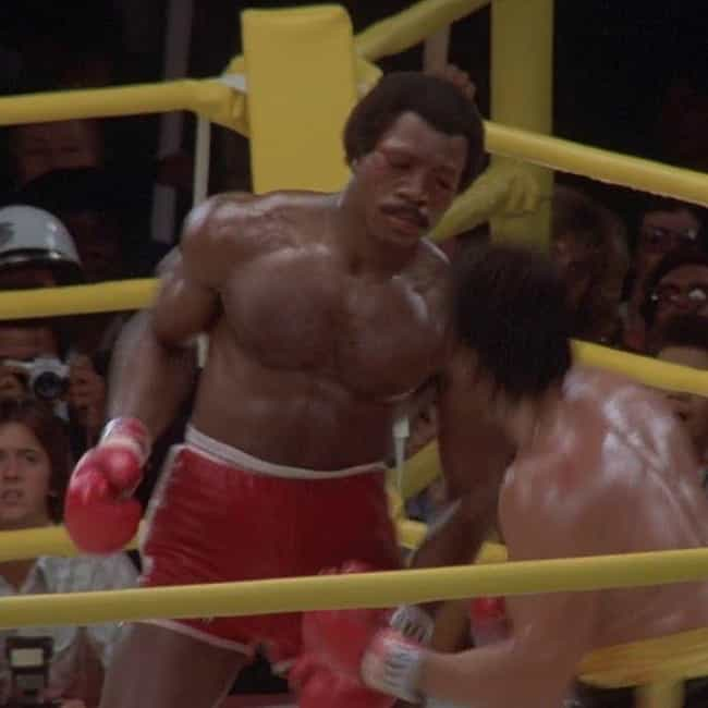 Don't Want One is listed (or ranked) 1 on the list The Best 'Rocky' Quotes
