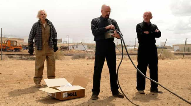 Using A Giant Magnet To Wipe A... is listed (or ranked) 4 on the list All Of The Science Hacks From 'Breaking Bad'