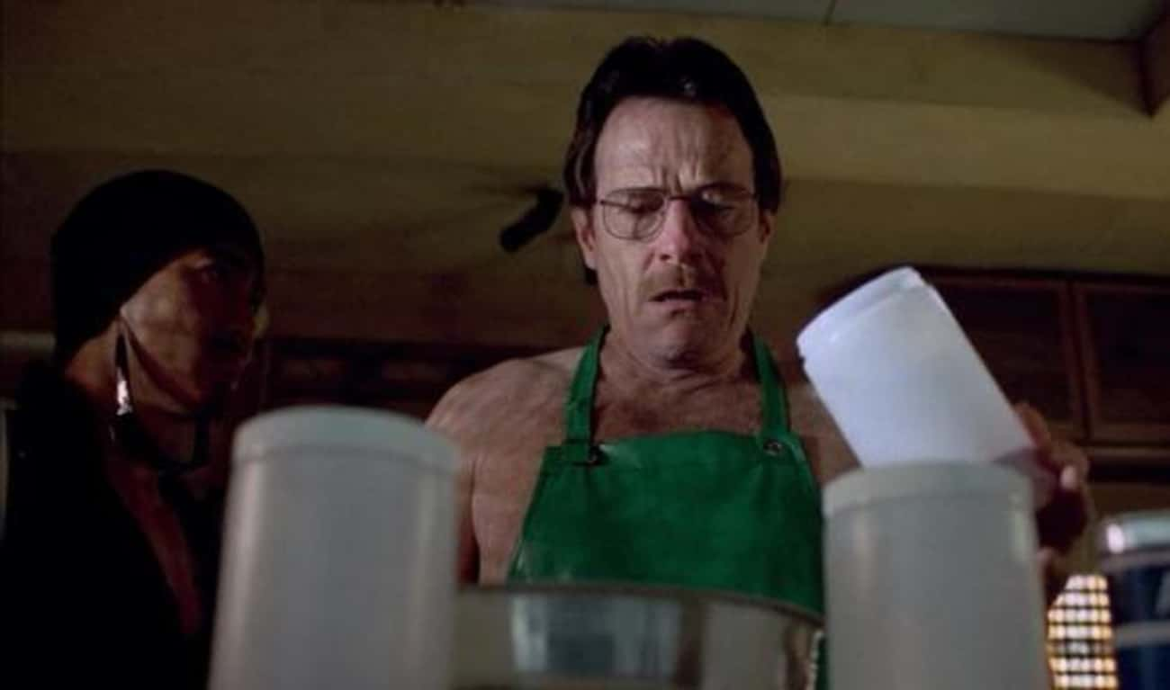Making An Incendiary Device Fr is listed (or ranked) 2 on the list All Of The Science Hacks From 'Breaking Bad'