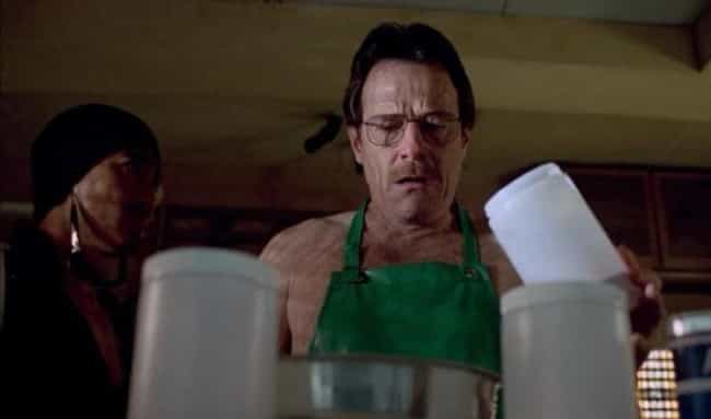 Making An Incendiary Device Fr... is listed (or ranked) 2 on the list All Of The Science Hacks From 'Breaking Bad'