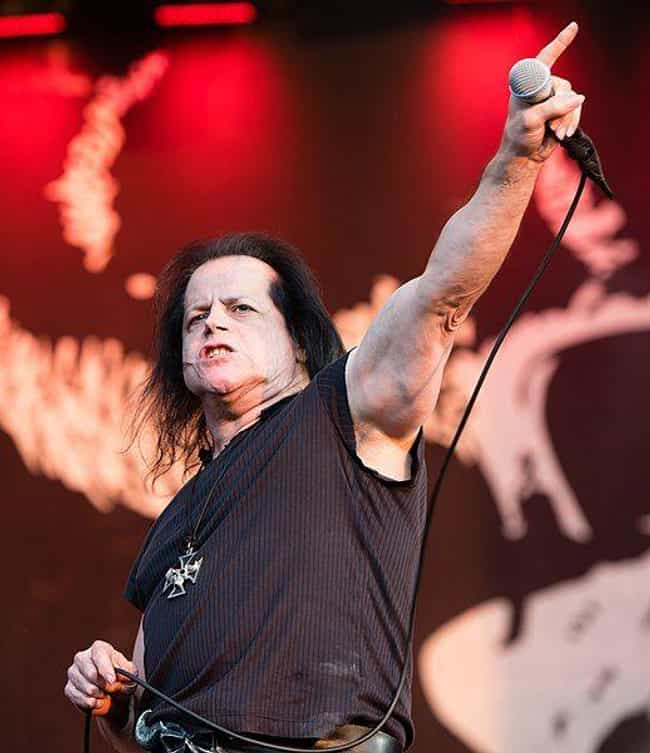 He And His Friends Would Build... is listed (or ranked) 4 on the list Everything Glenn Danzig Has Revealed About His Childhood