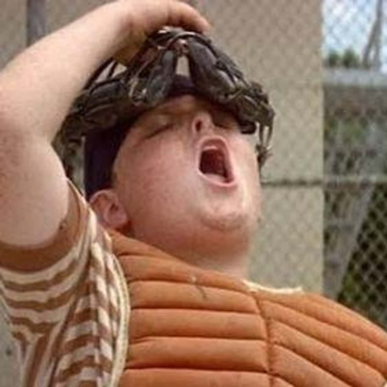 Walk Backwards is listed (or ranked) 3 on the list The Best Quotes From 'The Sandlot'