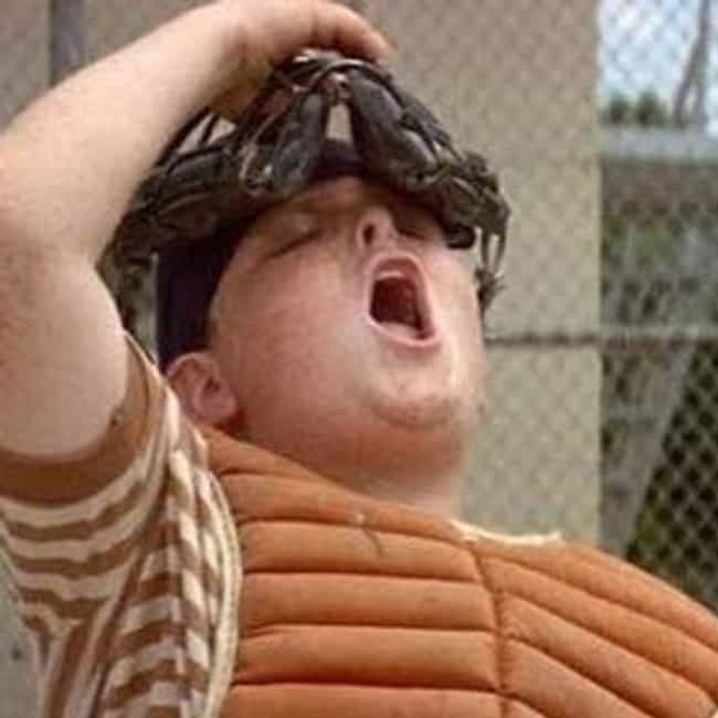 Walk Backwards is listed (or ranked) 1 on the list The Best Quotes From 'The Sandlot'