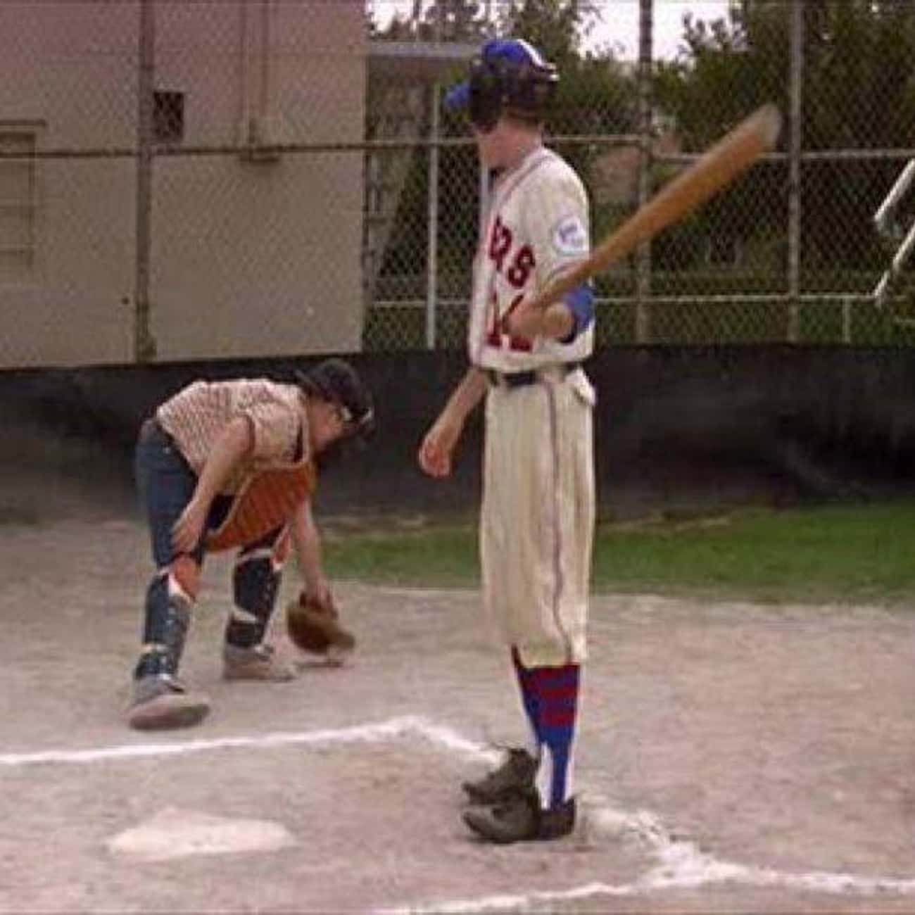 Friendly Conversation is listed (or ranked) 1 on the list The Best Quotes From 'The Sandlot'