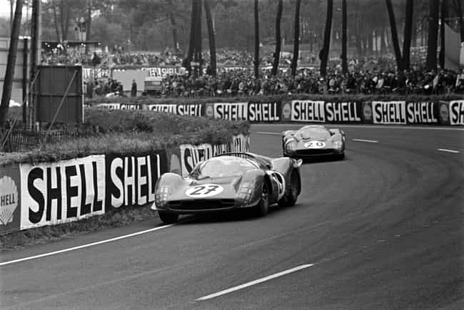 Le Mans Was One Of The T... is listed (or ranked) 1 on the list The Real History Behind 'Ford V Ferrari'