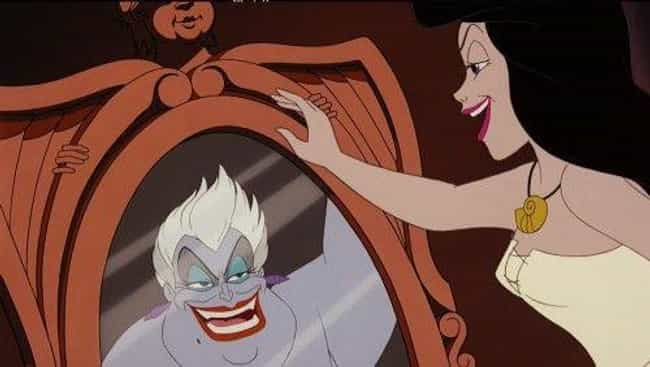 Vanessa Is Ursula's True Ident... is listed (or ranked) 4 on the list 'The Little Mermaid' Fan Theories That Just Might Be True