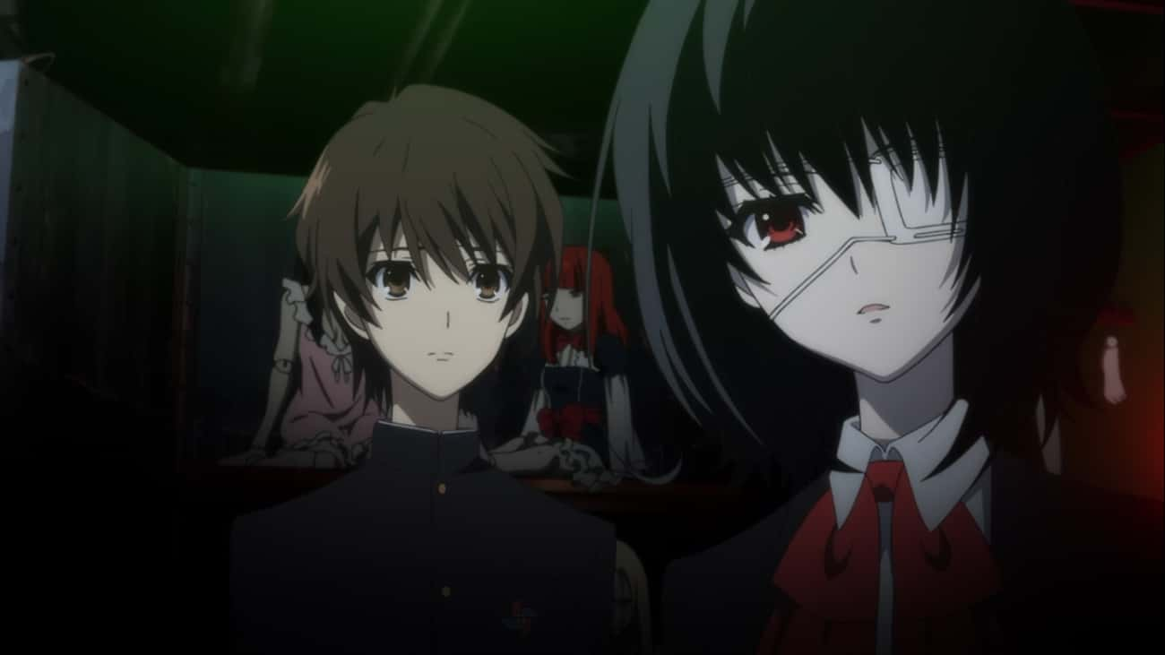 Another is listed (or ranked) 4 on the list The 20 Best Mystery Anime of All Time